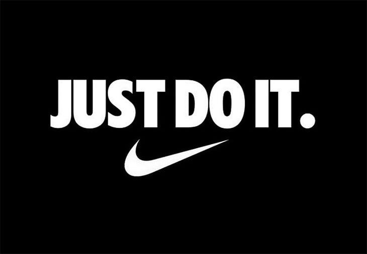 Just do it от найк