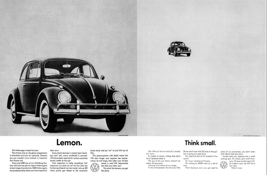Рекламная акция Volkswagen thnik small